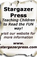 Stargazer Press - Teaching your child to read the Fun Way!